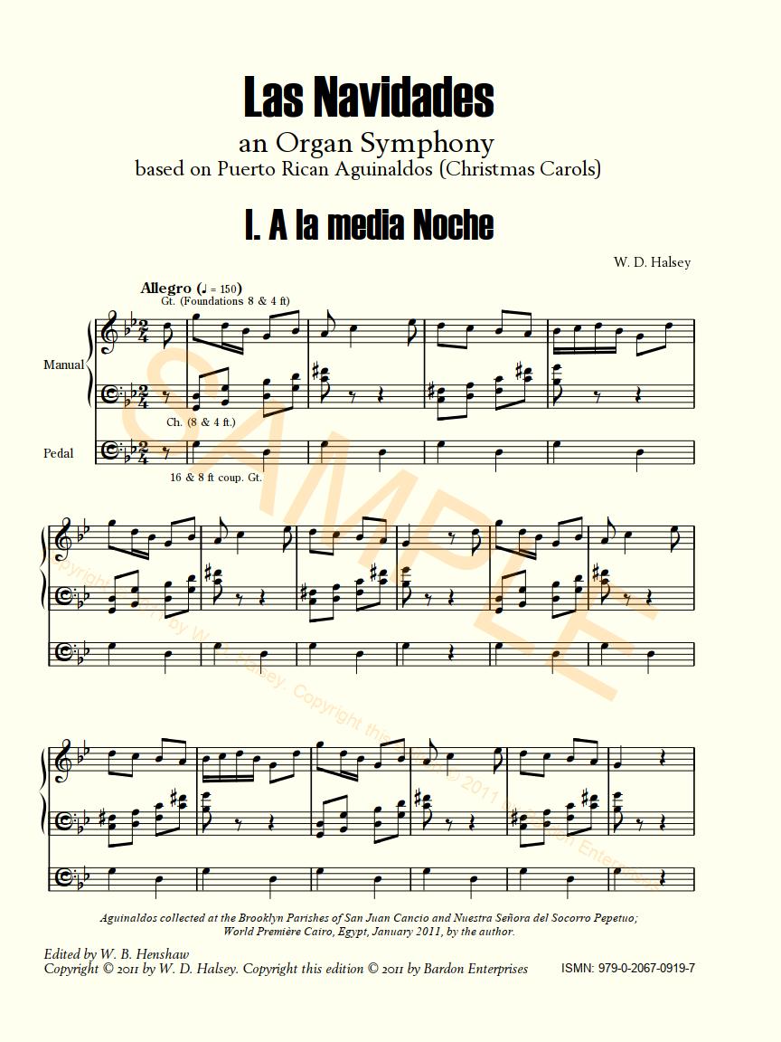 1 a la media noche - Puerto Rican Christmas Music